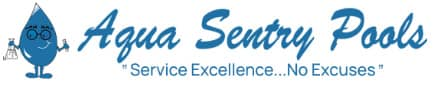 Aqua Sentry Pools logo